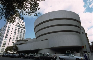 The Guggenheim Museum in New York City